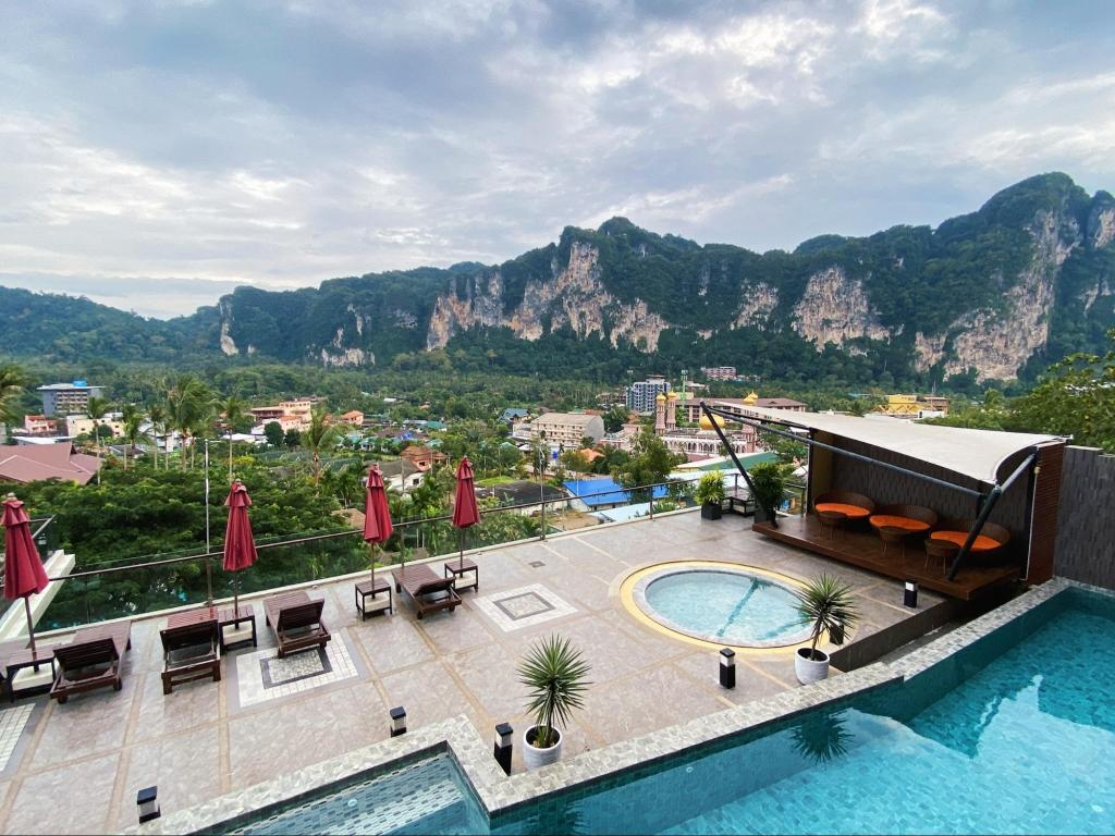 Phu Pi Maan Resort Spa Ao Nang