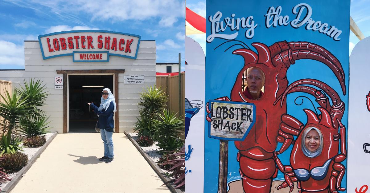 Lobster Shack Cervantes