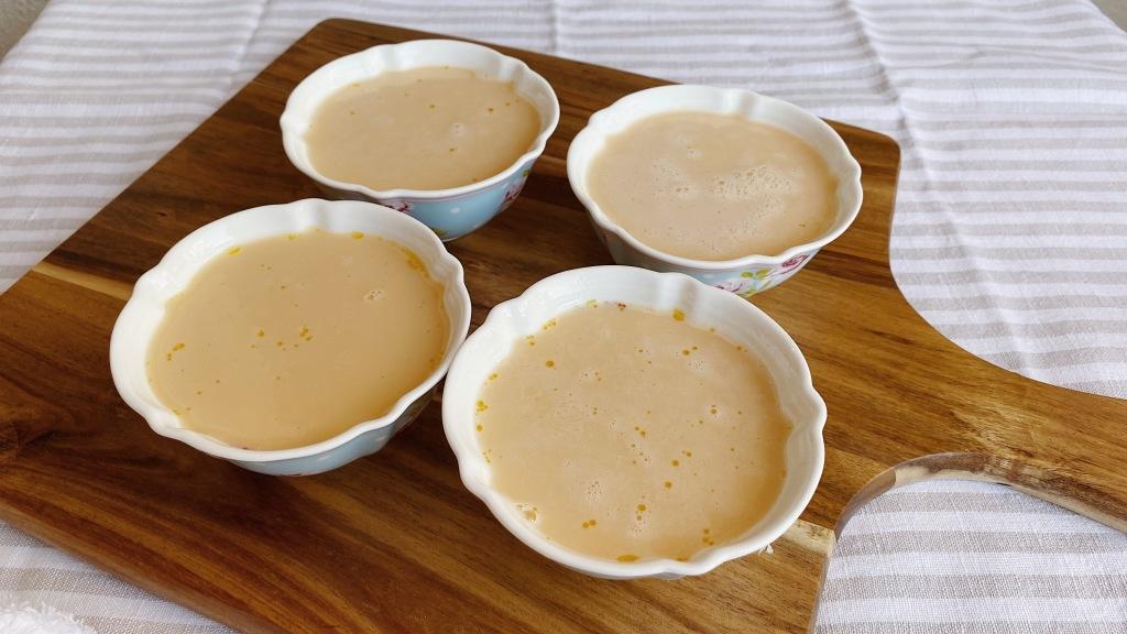 easy caramel pudding recipe